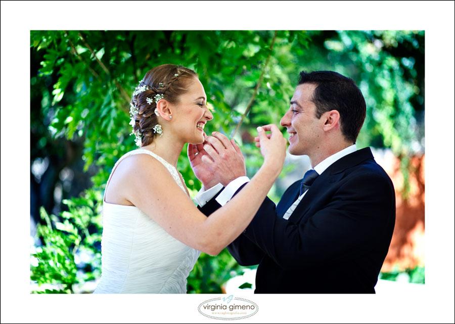 fotografos de boda madrid reportaje