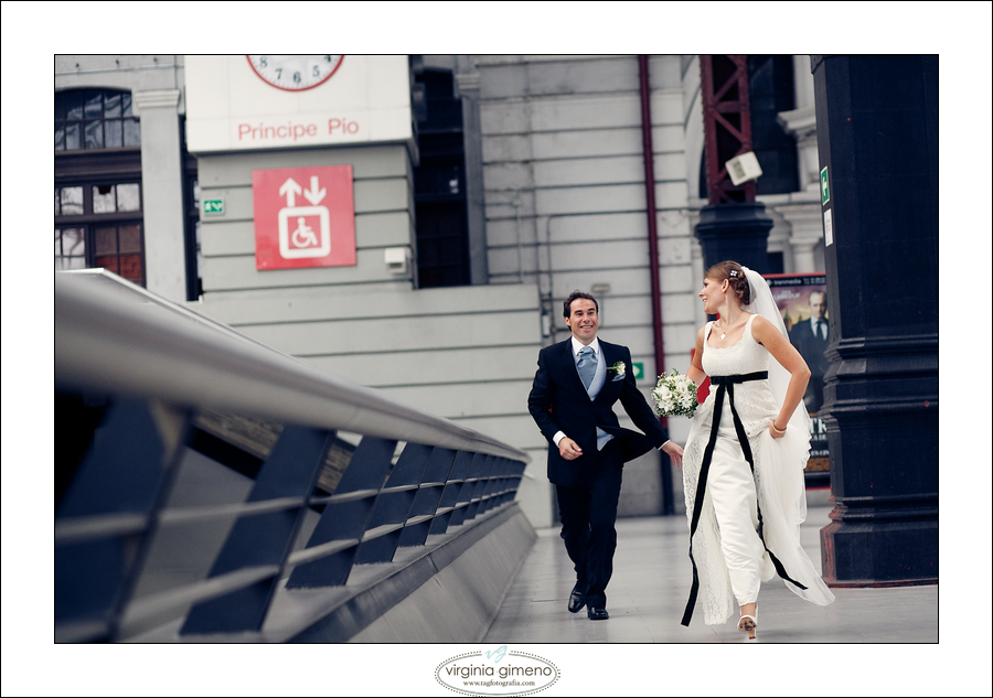 reportajes boda virginia gimeno madrid