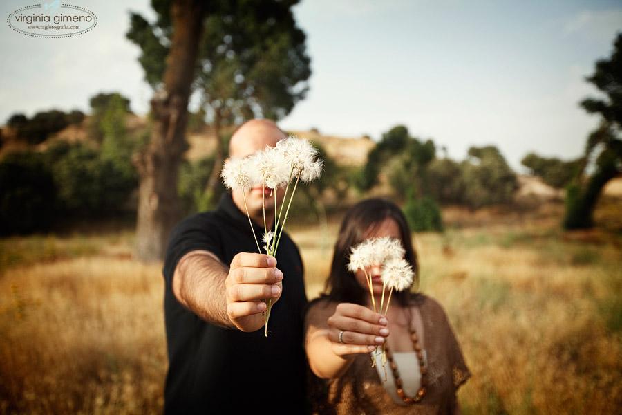 virginia gimeno reportaje boda destino españa