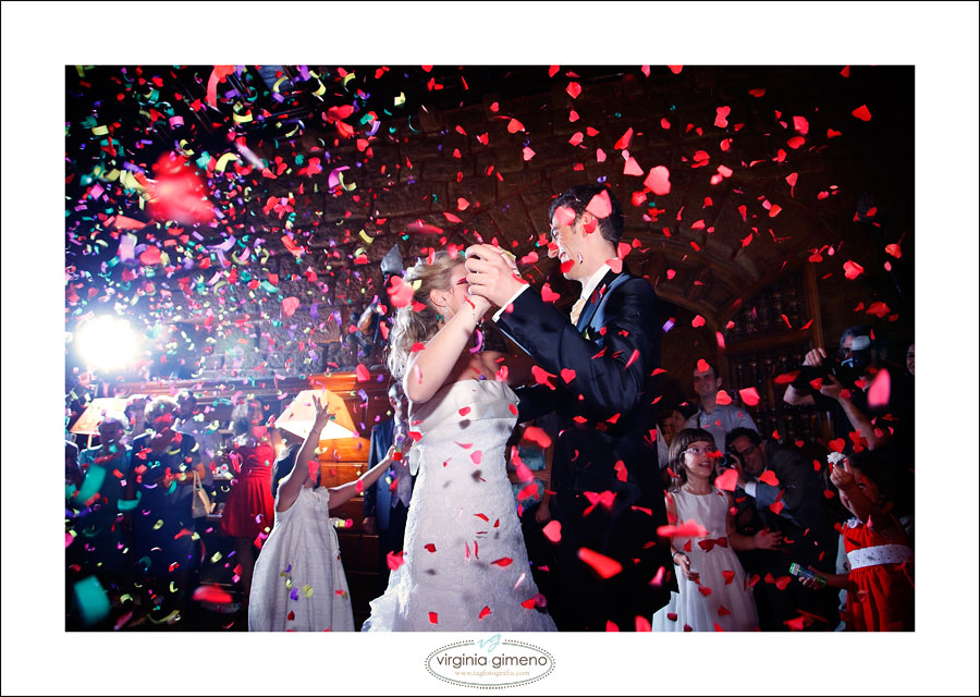 reportaje de bodas iglesia torrelodones