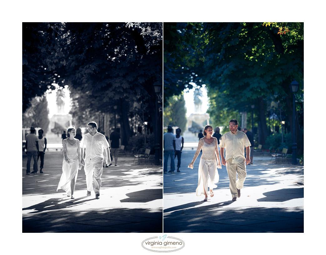 pre-boda madrid retiro