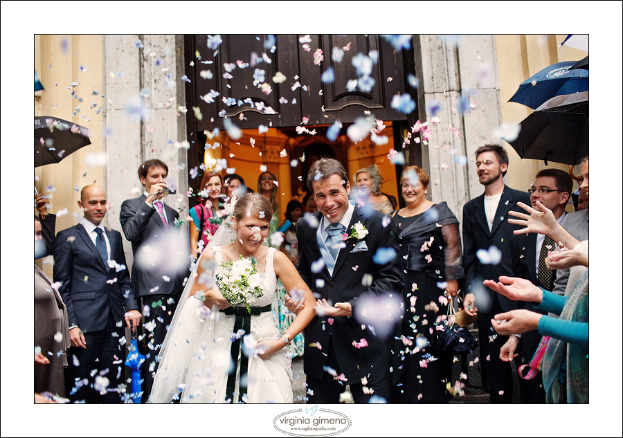 reportaje boda mirador de cuatro vientos