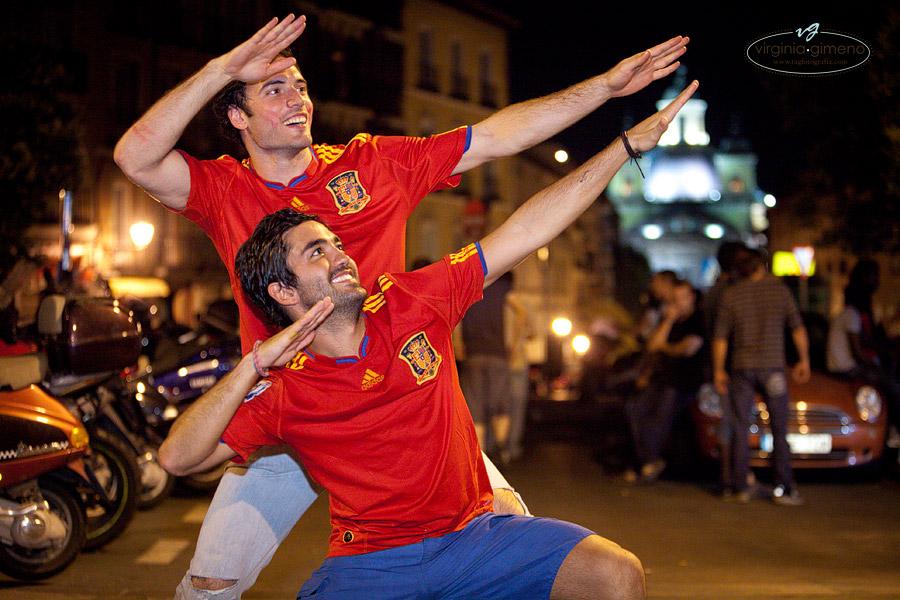 virginia gimeno Spain worldcup